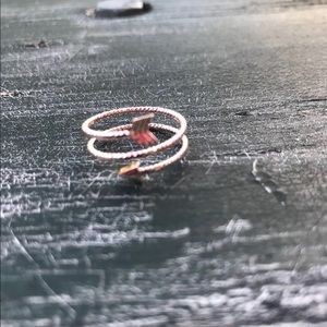 Jewelry - 🌼Adjustable ring